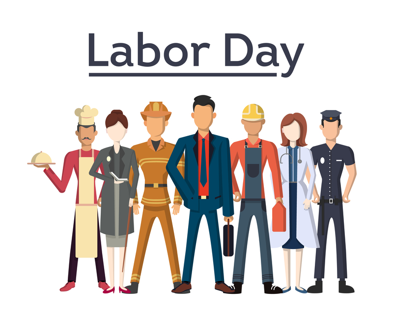 IMESD Offices Closed on Labor Day