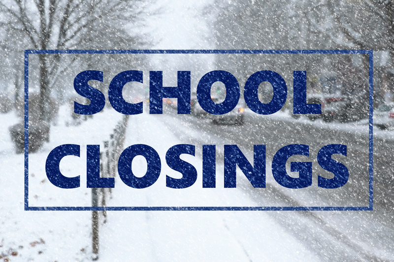 Summary of District Closures for 02/19